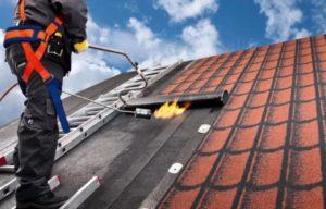 ремонтируем крышу