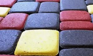 цветной цемент
