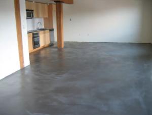 наливной пол бетон